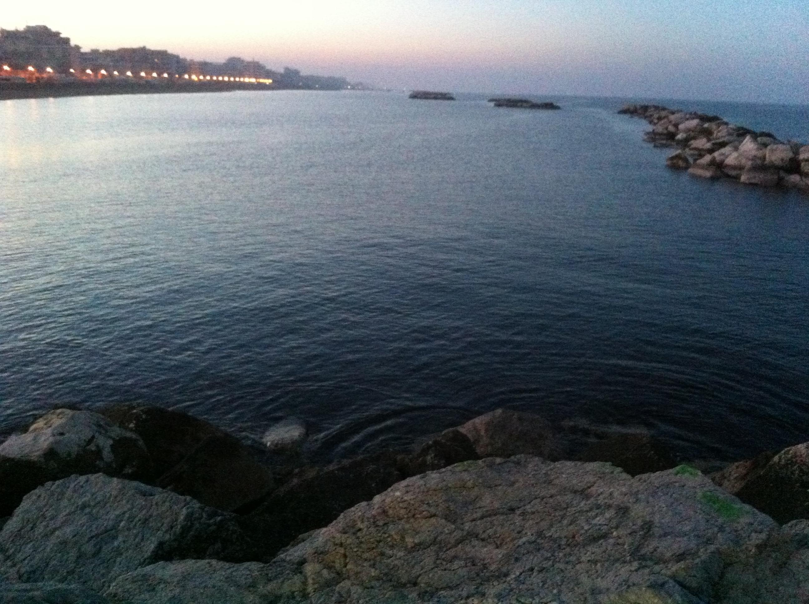 Hotel David Cesenatico Direttamente Sul Mare Con Piscina